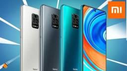 Xiaomi note 9 128gb 4ram novos nota e garantia