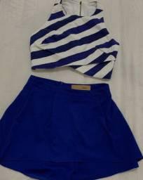 Conjuntinho dress to