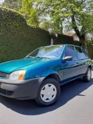 Ford Fiesta GL 2000 - 1.0 Completo 4 Portas (Ar Gelando)