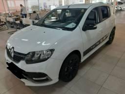 Vendo ou troco Renault Sandero RS 2.0 MT 15-16 30.396 R$42.900,00