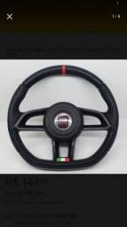 Volante esportivo Fiat