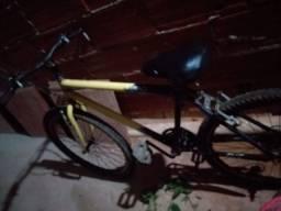 Bicicleta usada boas condições