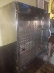 Máquina De assar frango.