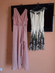 Vende-se esse vestido bem conservado