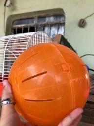 Bola para hamster