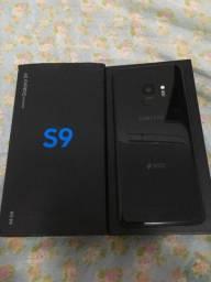 Galaxy S9 64GB COMPLETO