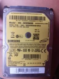 HD320 de Notebook