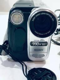 Filmadora Sony 990x