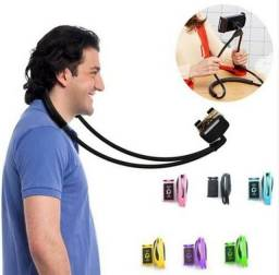 Suporte celular pescoço mesa;) entrega grátis