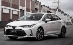 Toyota lança o novo corolla 2020 com versão híbrida.