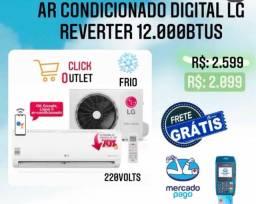 Ar condicionado digital LG reverter 12000 BTUS