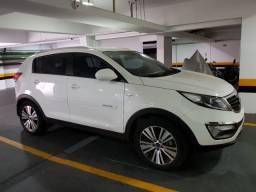 Kia Sportage 2015 Branca- Nova!