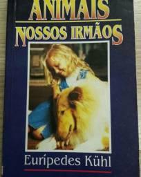 Livro: Animais Nossos Irmãos<br>