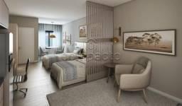 Apartamento à venda com 1 dormitórios em Vila sao jose, Sao jose do rio preto cod:V12517