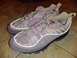 Tênis Nike Air Max 98 Vest Grey/Fresh Mint