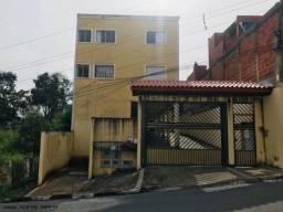 Apartamento para Locação em Cajamar, Jardins (Polvilho), 2 dormitórios, 1 banheiro, 1 vaga