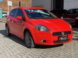 PUNTO 2011/2012 1.8 SPORTING 16V FLEX 4P AUTOMATIZADO