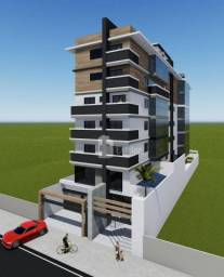 Apartamento 03 quartos (01 suíte) e 02 vagas no São Pedro, São José dos Pinhais