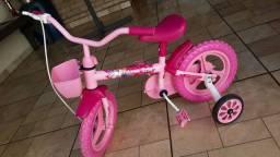 Bicicleta infantil aro 12 em bom estado