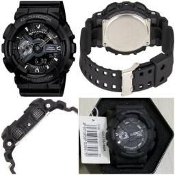 Relógio Casio G-Shock GA-110-1B Original Novo comprar usado  Santos