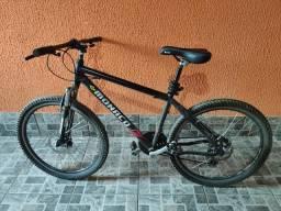 Bicicleta MTB quadro Mônaco preço negociável leia a descrição comprar usado  Goiânia