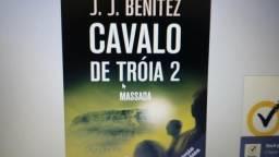 Livro Cavalo de Tróia Volume 2 J.J.Benitez
