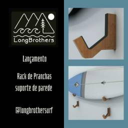 Rack Suporte de parede para pranchas de Surf, Longboard e SUP comprar usado  Criciúma