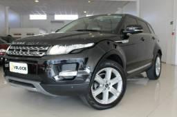 Oportunidade! Land Rover evoque prestige 2013 com teto solar