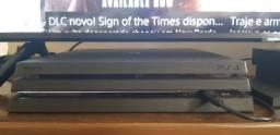Playstation 4 PRO com SSD gamer 240 Gb