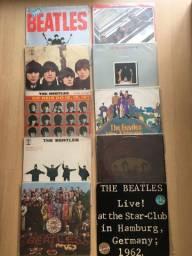 Coleção de discos de vinil Beatles