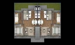 SA-ultimas unidades!!!apto com 2 Dormitórios em Almirante Tamandaré