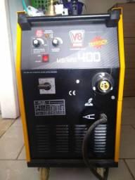 Máquina de solda vonder v8