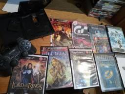 Lote de 4 unidade de  Playstation 2