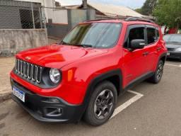 Jeep Renegade sport 1.8 flex Automatica extra nova !!