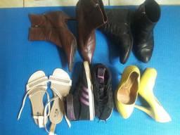 Sapatos 35 e 36
