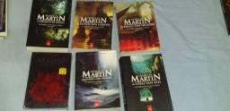 Livros - Game of Thrones, Dan Brown, Guerra do Velho, outros