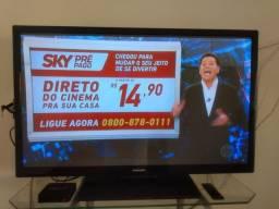 Vendo tv43 e tv box