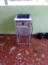 Fritadeira elétrica água e óleo 220v 900,00