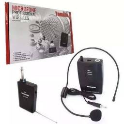 Microfone de lapela profissional