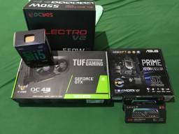 Vendo PC Gamer Completo