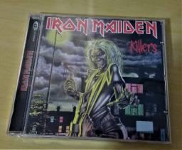 CD Iron Maiden Killers usado