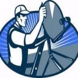 Instalação e Apontamento de Antenas