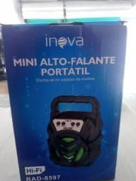 Mini Alto Falante Portátil