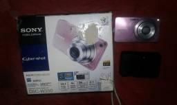 R$ 180 camera digital sony cyber shot