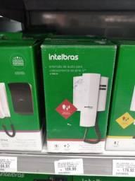 Interfone IPR 1010 instalado 3x no cartão R$ 390,00