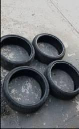 Vendo pneus 165/40 aro 17