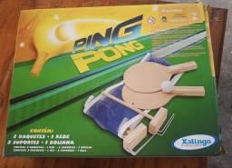 PING PONG ( não tem a bolinha )