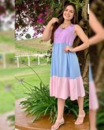 Vestido Candy Color