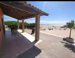 Alugo casa de frente pro mar em Luis Correia- Praia do Peito de Moça