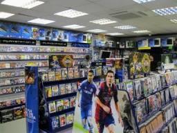 Jogos para Vídeo Games: Xbox 360 e one, PlayStation 1, 2, 3 e 4, Wii, Computador, PSP.<br><br>